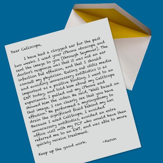 AaronSolomon letter